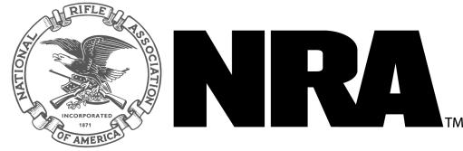 NRA Logo wSeal-Grayscale