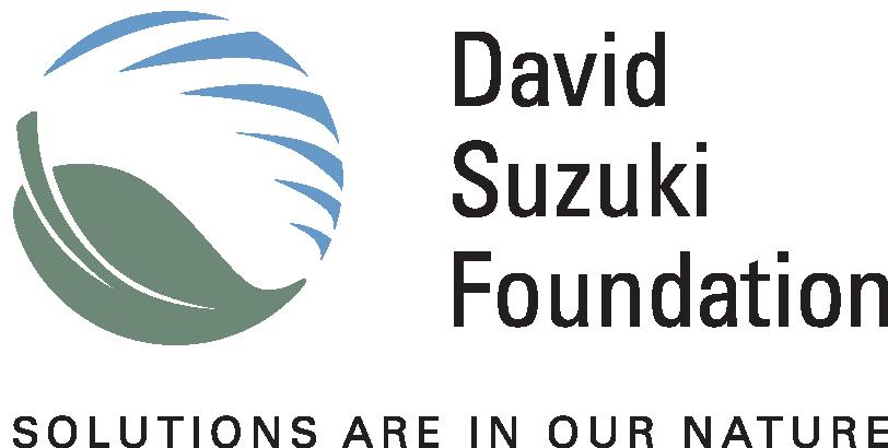 David Suzuki Foundation Projects