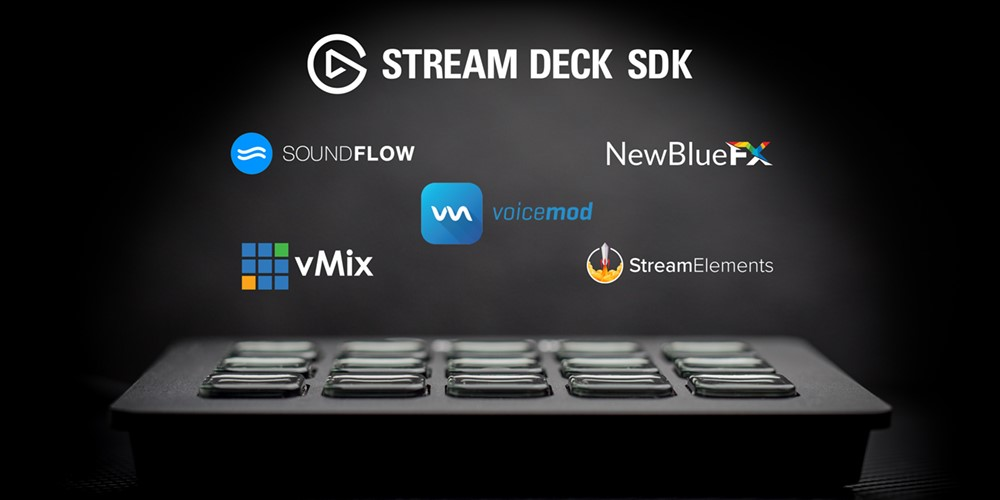 Elgato Stream Deck SDK