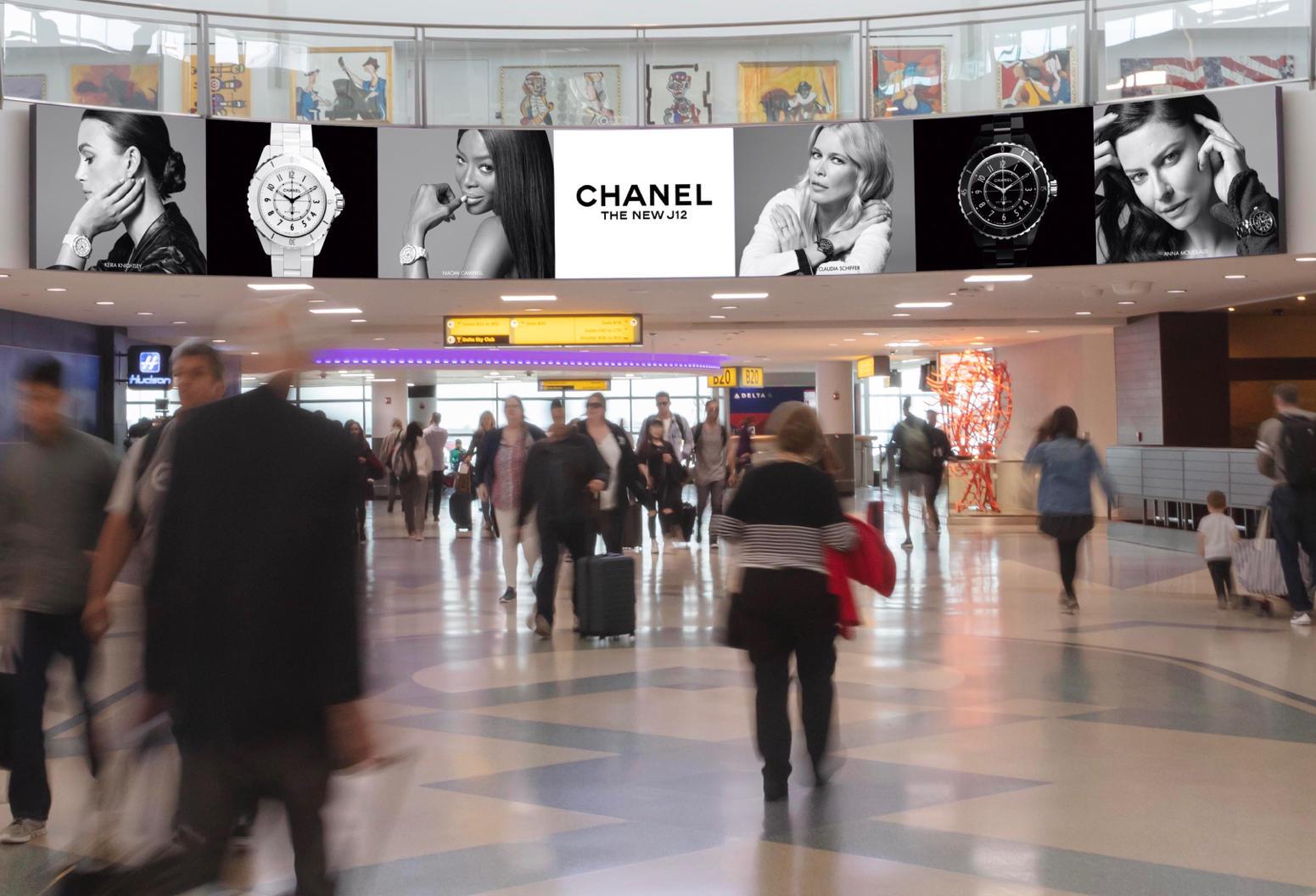 NanoLumens Installations at JFK International's Terminal 4 - Retail News - A1 Retail Magazine - Retail events From A1 Media Magazines