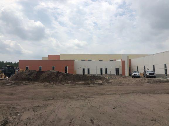 Vista Pointe ES building