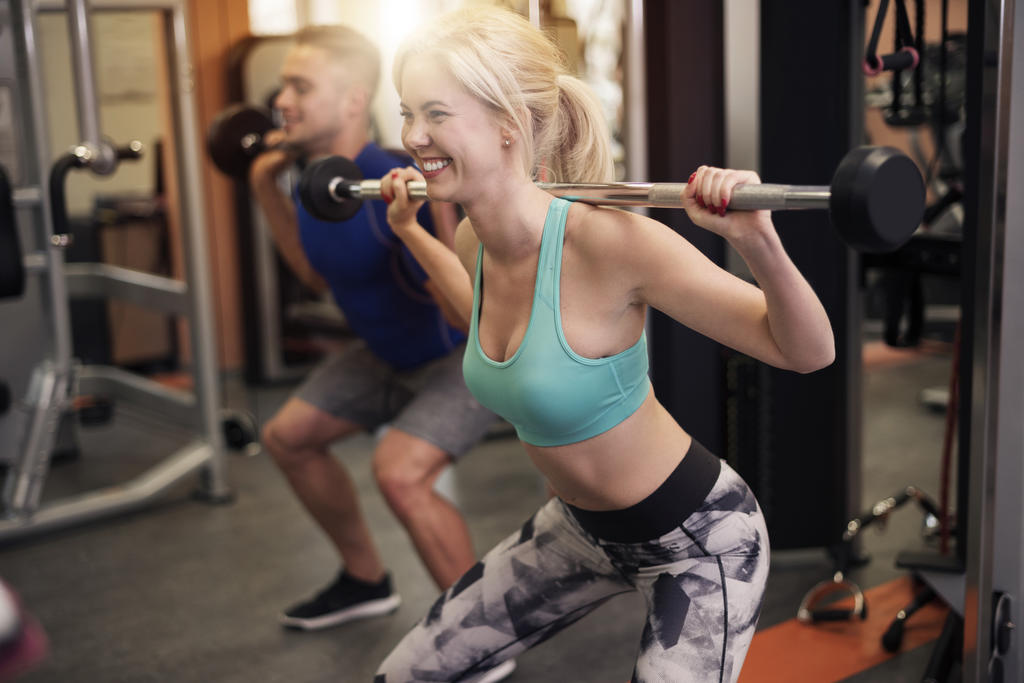 Gym dates' the perfect solution for multitasking singles
