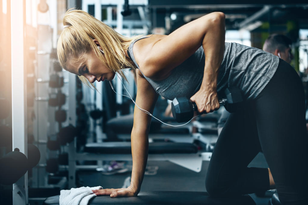 Why women train? Gym time translates to energy, strength for